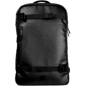 Douchebags The Scholar Backpacks black leather